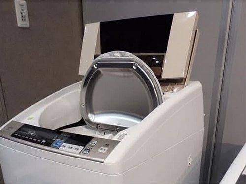 日式洗衣機維修